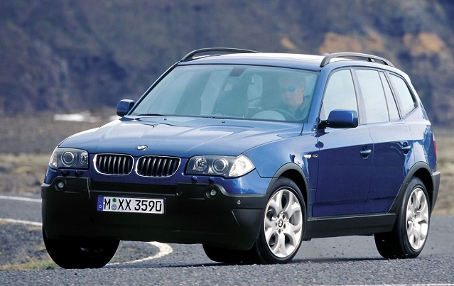 bmw x3 e83 2 0d 150 hk dcb tuning. Black Bedroom Furniture Sets. Home Design Ideas